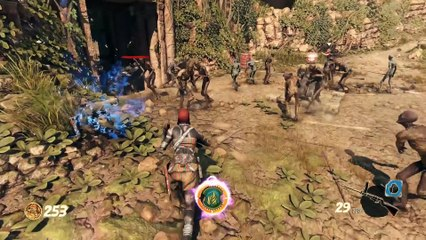 Exclusive Gameplay & Commentary   PS4, Xbox One, PC de Strange Brigade