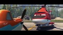 PLANES 2 - Making of - Heldentraining mit Henning Baum  - Disney HD (deutsch _ German)-e5oa04Pm