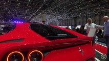 FERRARI 812 SUPERFAST - 2017 Geneva Motor Show