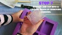 Les cas cristal fait du Téléphone savon 0:02 5:16 simples snacks au diys |