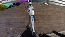Freeride Wels 26.11.2016 Goprgddfo Hero 4 session (Freeride Biker)