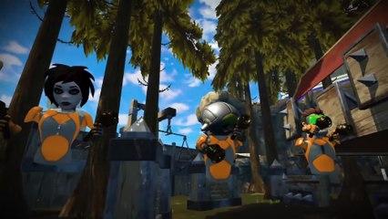Smashbox Arena Announce Trailer   PS VR de Smashbox Arena