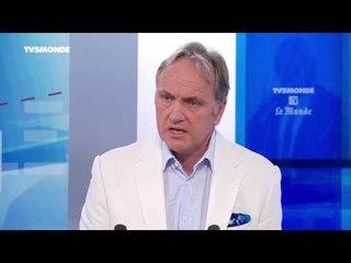 """Jeremy Stubbs sur TV5MONDE : """"Personne ne s'entend dans le pays sur le Brexit"""""""