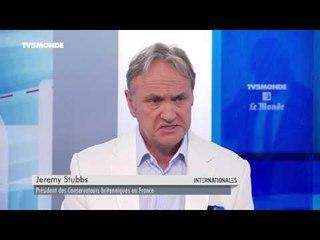 """Jeremy Stubbs sur TV5MONDE : Après les attentats et l'incendie de Londres, """"un climat de désespoir"""""""
