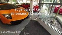 romans international supercar tour part 1