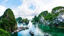 Halong bay vietnam tours, halong bay junks