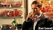 First Look at Eat Local (2017) Charlie Cox, Eve Myles, Mackenzie Crook