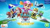 PAW Patrol Mission Paw - Pups Take FLIGHT _ Full Episodes in English Cartoon Game Nick Jr.