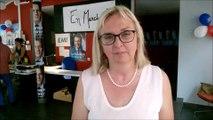 La réaction de Pascale Boyer, nouvelle députée des Hautes-Alpes