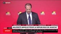 La réaction de Jean-Christophe Cambadélis au résultats des législatives 2017