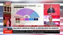 Elections législatives: Jean-Christophe Cambadélis annonce sa démission de la direction du PS