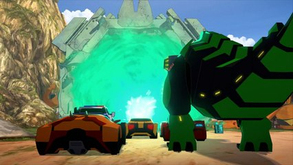 Transformers: Robots in Disguise: Combiner Force: Episode 3: Defrosted (HD)