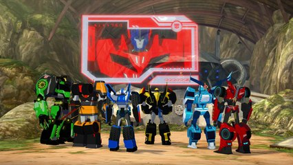 Transformers: Robots in Disguise: Combiner Force: Episode 5: Sphere of Influence (HD)
