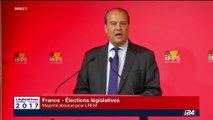 Élections législatives en France: Jean-Christophe Cambadélis démissionne de la tête du PS