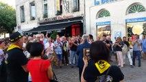 Législatives à La Rochelle-Ré : Olivier Falorni réélu, il retrouve ses soutiens à la Brasserie des dames