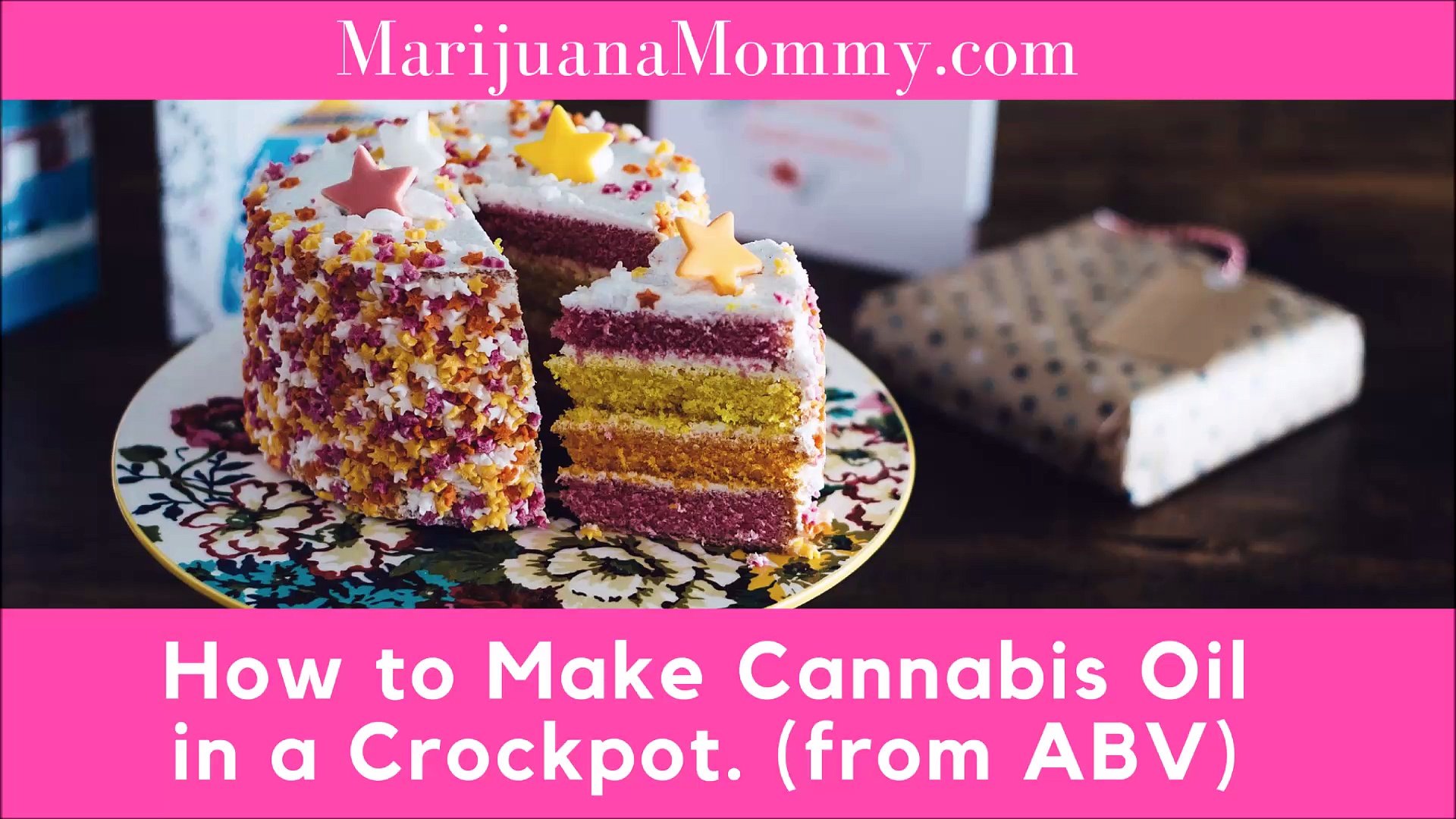 How to Make ABV Oil in the Crockpot from Vaporized Cannabis