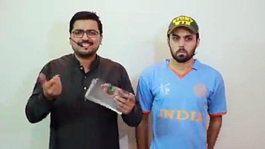Aamir Liaquat on Pakistan vs India