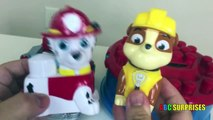 Paw Patrol Toys Nickelodeon Ionix Jr Tower Block Set Marshall Fire Truck Toys Truck ABC SU