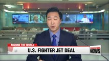 Lockheed Martin about to close US $37 bil. F-35 fighter jet deal: Reuters