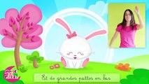 Comptinette du lapin - comptine à gestes-A
