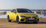 2018 VW Arteon R-Line Driver Assistance Systems