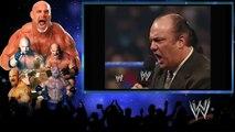 Bill Goldberg Attacks Brock Lesnar  - Bill Goldbe