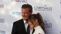 109.Rebecca Gayheart And Eric Dane At The Chrysalis Butterfly Ball