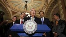 Senate Republicans debate health-care reform in secrecy, flipping the script on Democrats