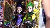 Después de la nunca alto monstruo nichosi nueva muñecas Monster High nunca El después de la parcela de América del hig
