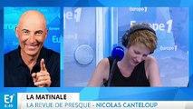 Louis Aliot et Marine Le Pen, le petit couple de l'Assemblée