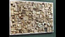 Wooden Wall Art - Carved Wooden Wall Art Pictures
