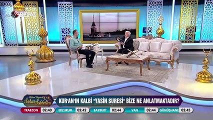 Mehmet Okuyan'la Sahur Sohbetleri 19 Haziran 2017