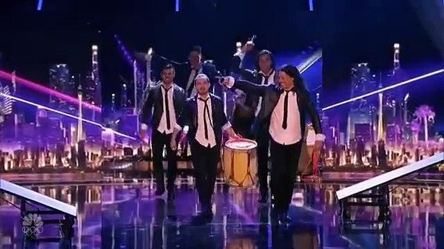 Americas Got Talent 2016 - Team Malevo Got the G