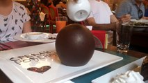 Choco Sphere - 3 Types of Belgium Chocolate