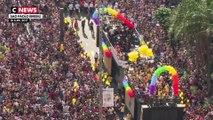 Brésil : la Gay Pride de Sao Paolo