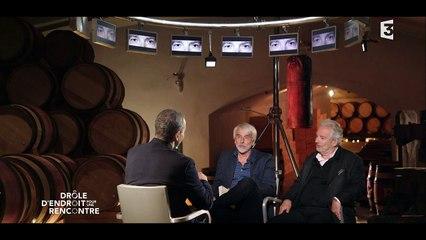 Philippe Delerm est l'invité de Pierre Arditi - Drôle d'endroit pour une rencontre