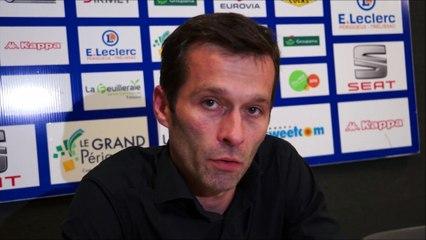 Conférence de presse : Jean-Baptiste Lecrosnier
