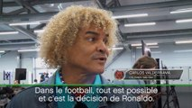 "Transferts - Valderama : ""N'importe quel club aimerait avoir Ronaldo"""