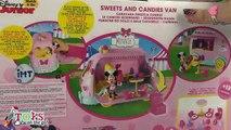 Et des sucreries Bonbons jouets caravane disney minnie 2016 |