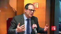 Emmanuel Maurel (PS): «Une telle abstention prouve que Macron n'a pas réglé la crise démocratique»