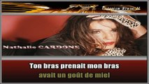 Nathalie Cardone - Le temps des fleurs KARAOKE / INSTRUMENTAL