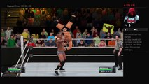 Money In The Bank 2017 WWE Title Jinder Mahal Vs Randy Orton