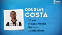 Douglas Costa s'engage avec la Juventus Turin