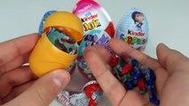 SupeEggs Kinder Joy Superhero Barbie Disney Princess Pets Learn