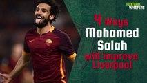 Mo Salah to Liverpool? | FWTV