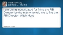 "Trump's attorney: ""He is not being investigated"""