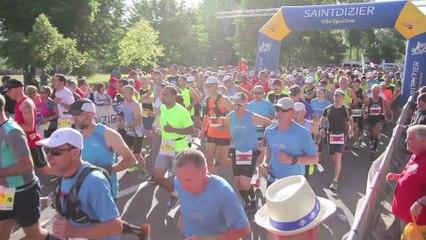 Le film du Marathon du Lac du Der 2017 Saint-Dizier Montier-en-Der