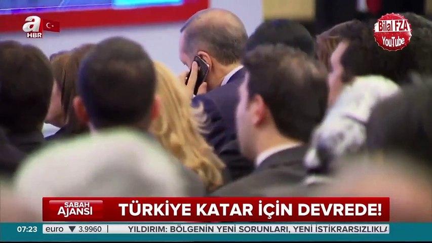 Suudlar ŞOKTA   Türkiye den İLK GIDA YARDIMI Katar a Ulaştı İŞTE O GÖRÜNTÜLER Selam Ey Osmanlı