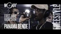 PANAMA BENDE : Freestyles 1 (Live @ Mouv' Studios) #FMRS