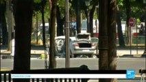 Paris Champs Elysées Crash: Armed driver dead, situation now under control